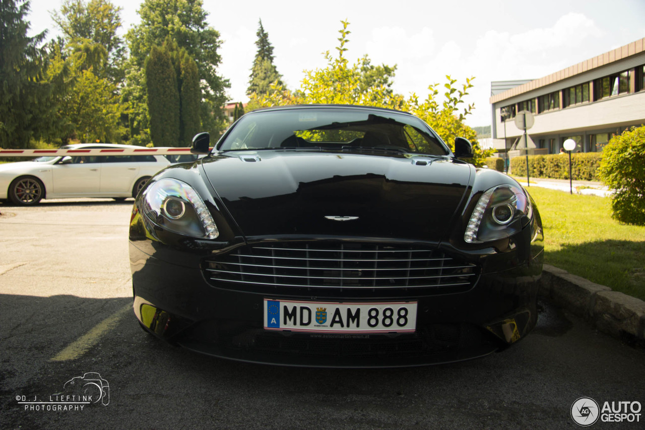 Aston Martin Virage Price in India 6 i Aston Martin Virage