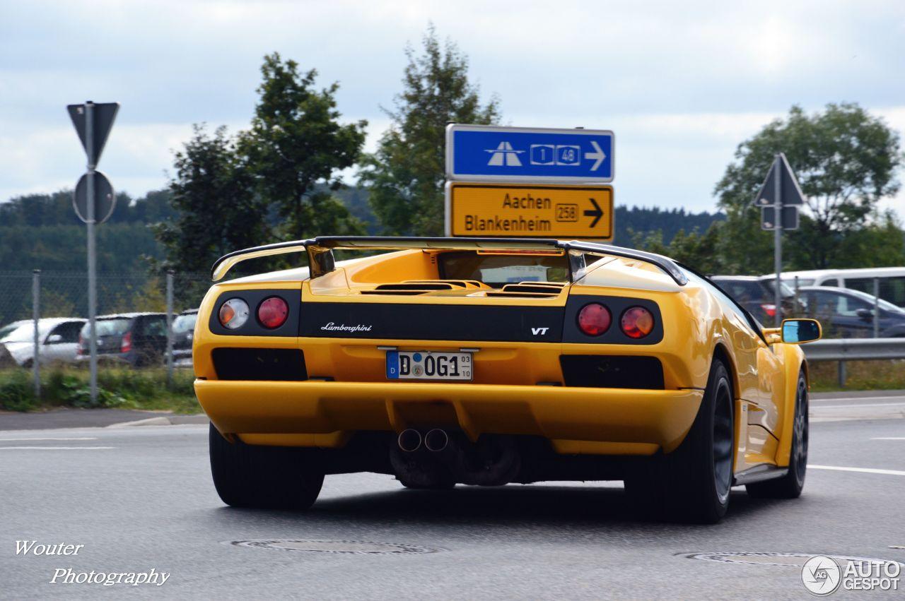 Lamborghini Diablo Vt 6 0 7 August 2014 Autogespot
