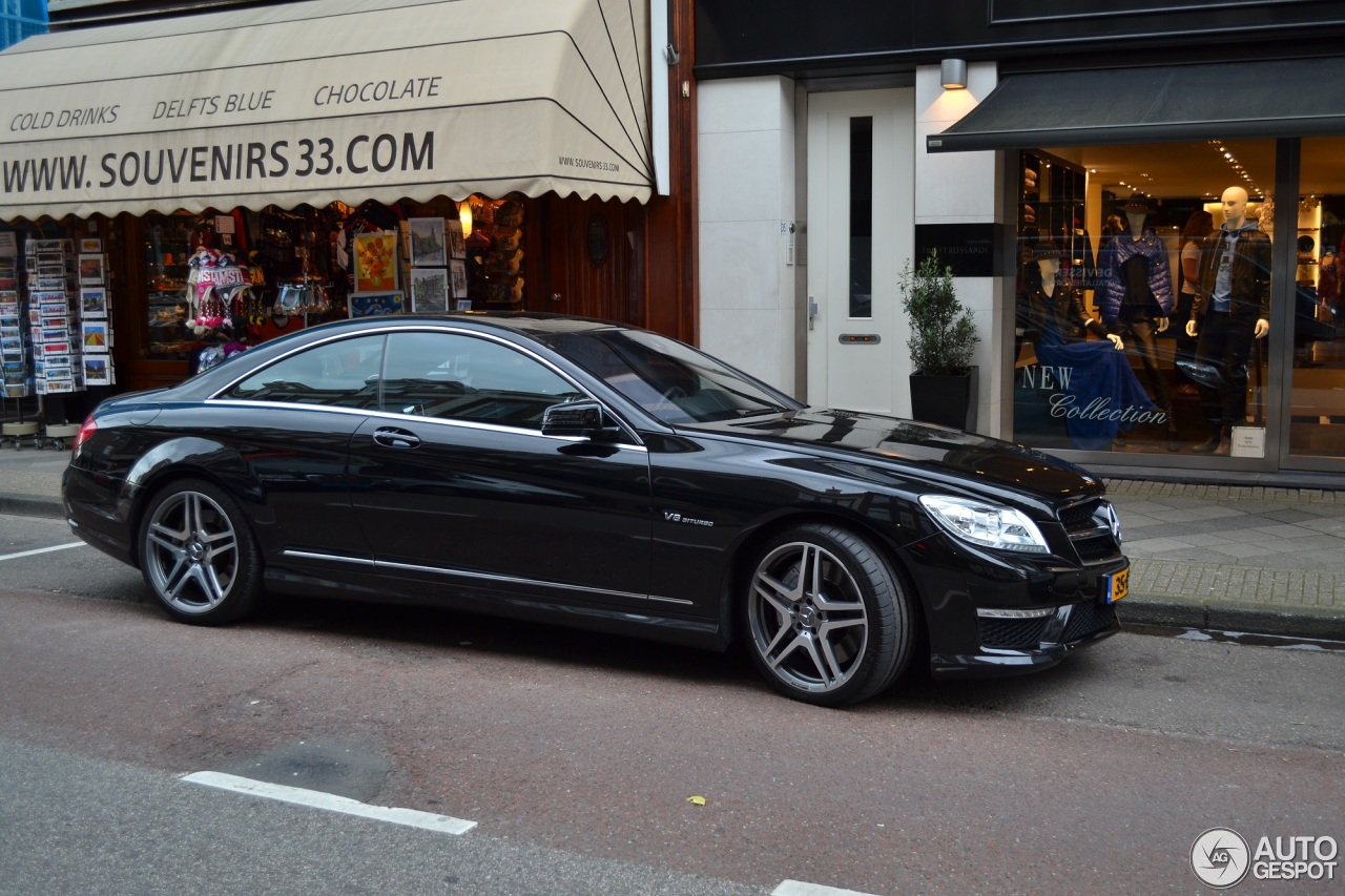 Mercedes benz cl 63 amg c216 2011 7 august 2014 autogespot for Mercedes benz cl 63 amg price