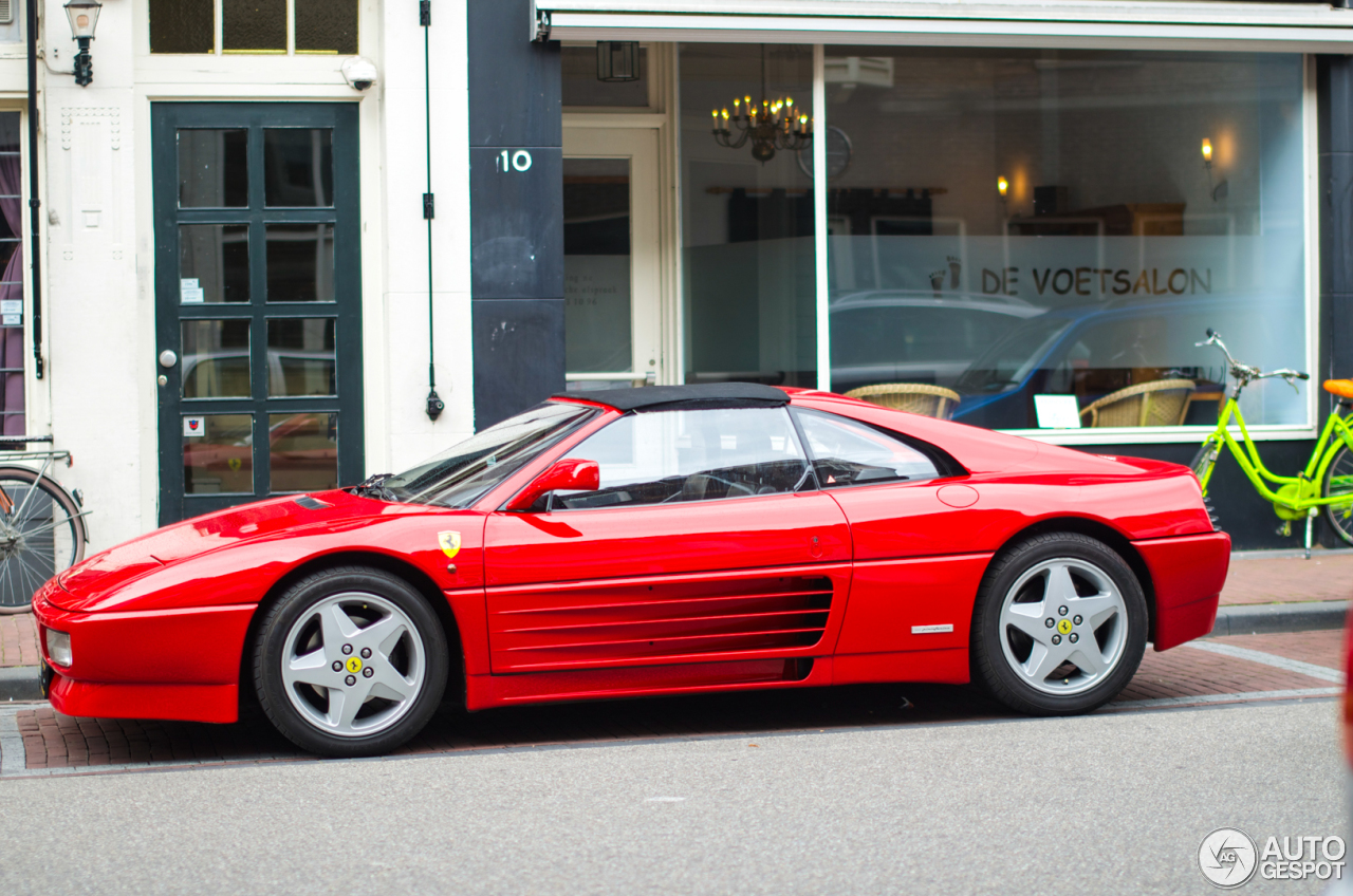 ferrari 348 ts 8 august 2014 autogespot. Black Bedroom Furniture Sets. Home Design Ideas