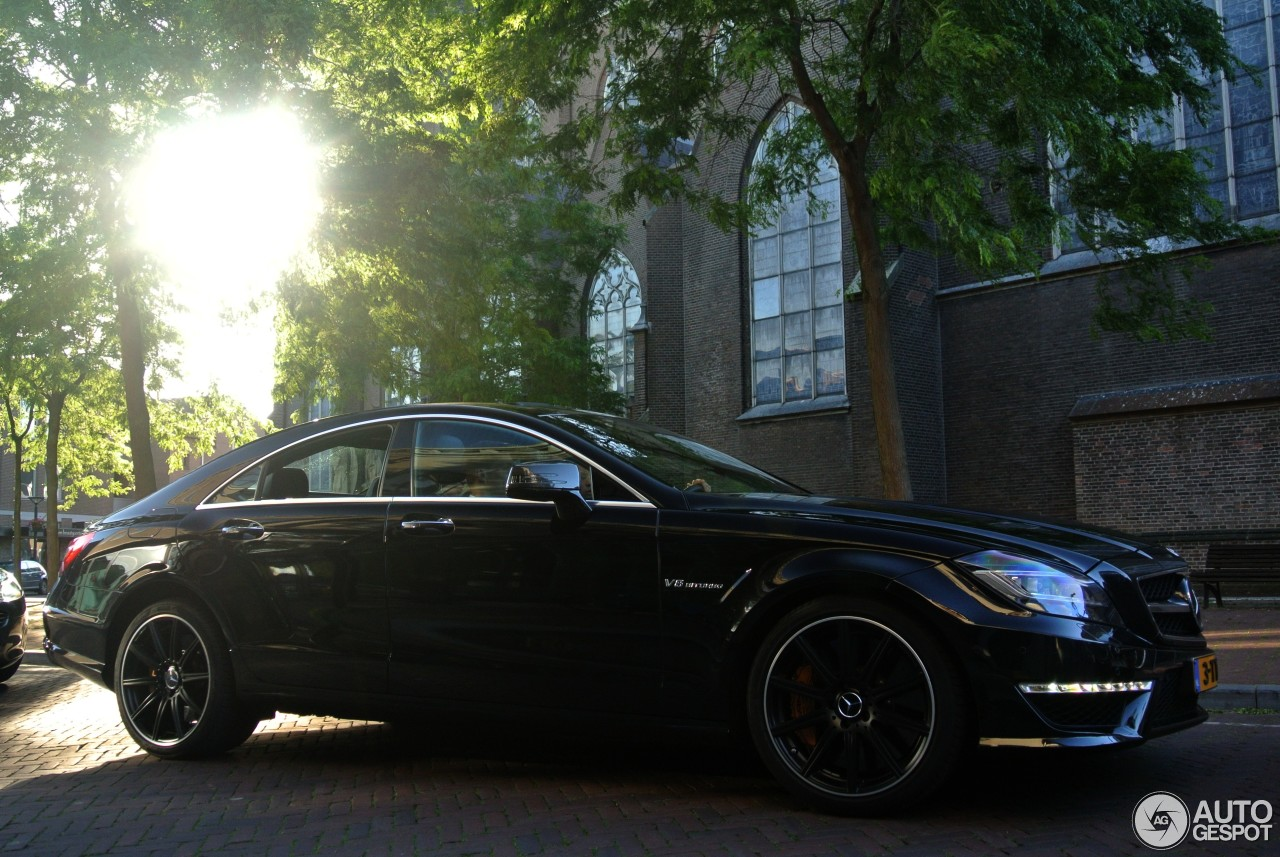 Mercedes benz cls 63 amg s c218 8 augustus 2014 autogespot for 2014 mercedes benz cls550 0 60