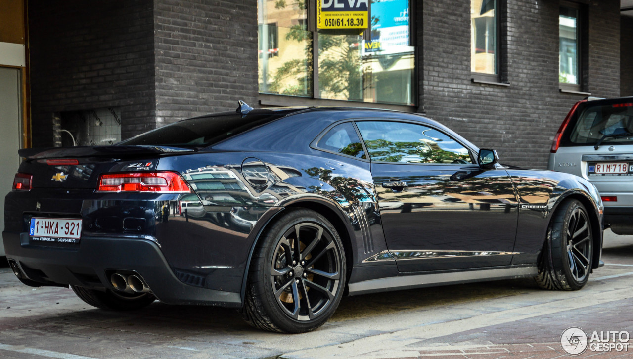 Chevrolet Camaro ZL1 2014 - 9 August 2014 - Autogespot