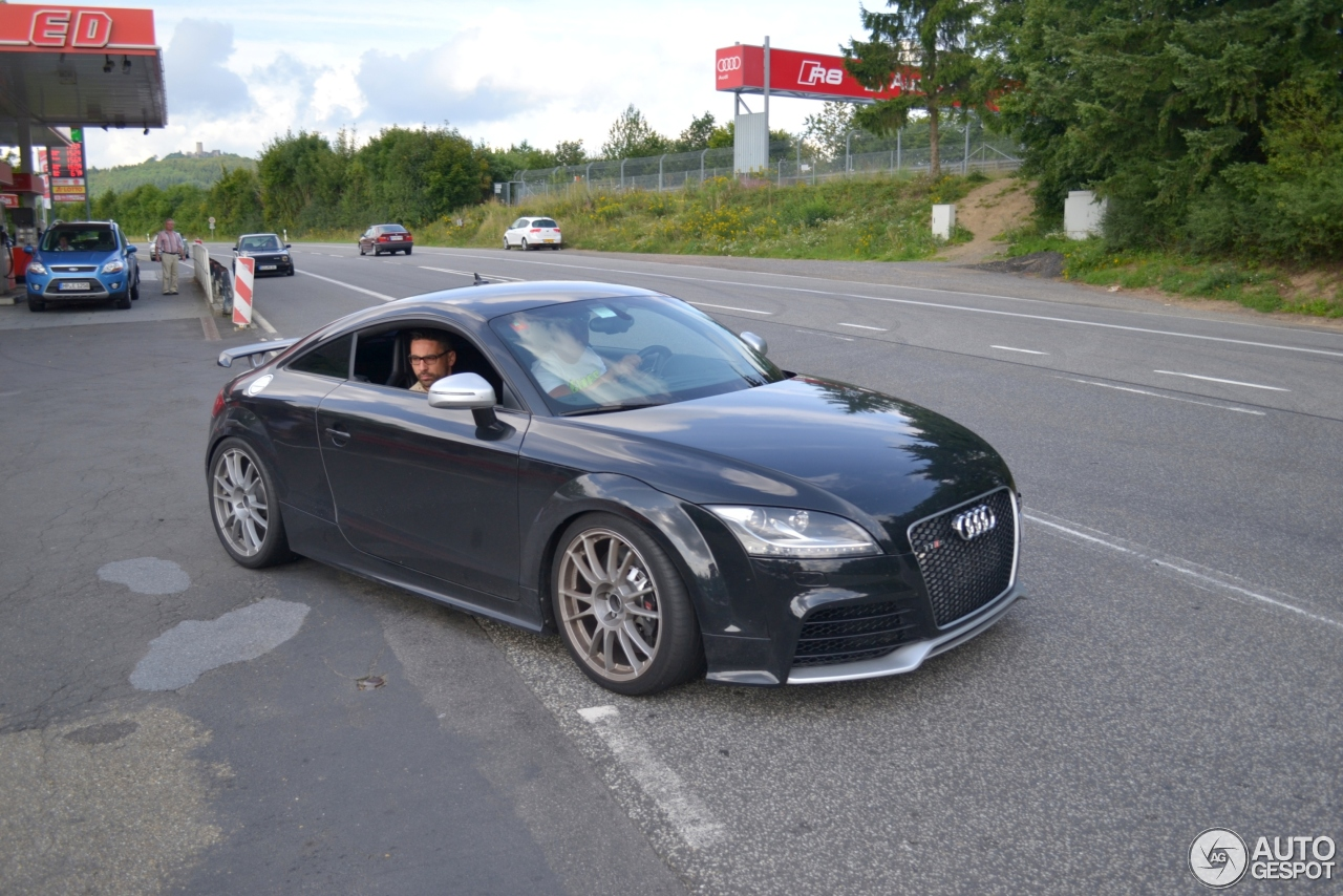 Audi Tt Rs 11 August 2014 Autogespot