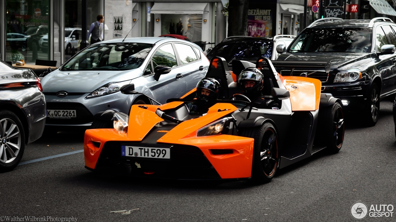 ktm x bow 11 august 2014 autogespot. Black Bedroom Furniture Sets. Home Design Ideas