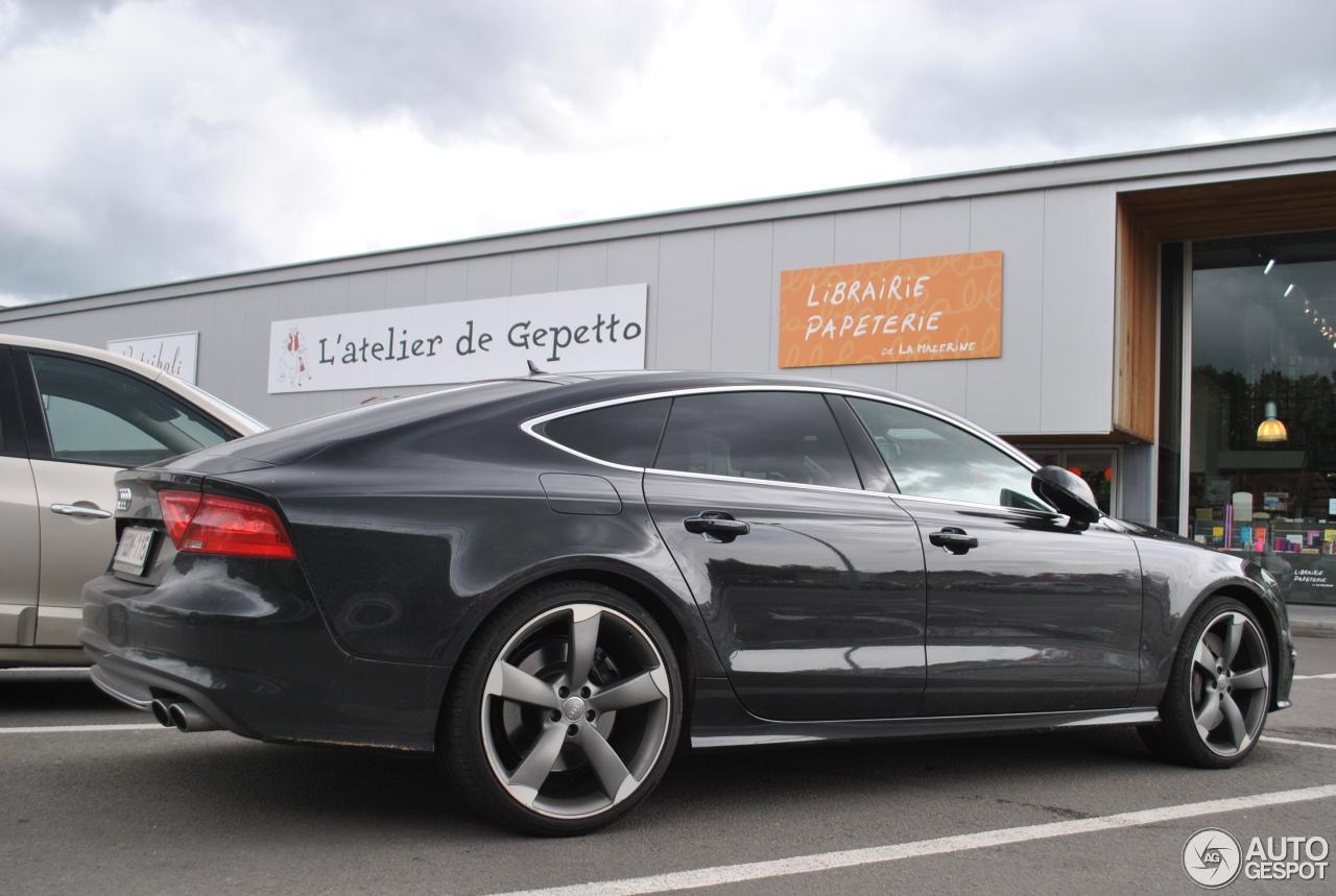 Audi S7 Sportback 12 August 2014 Autogespot