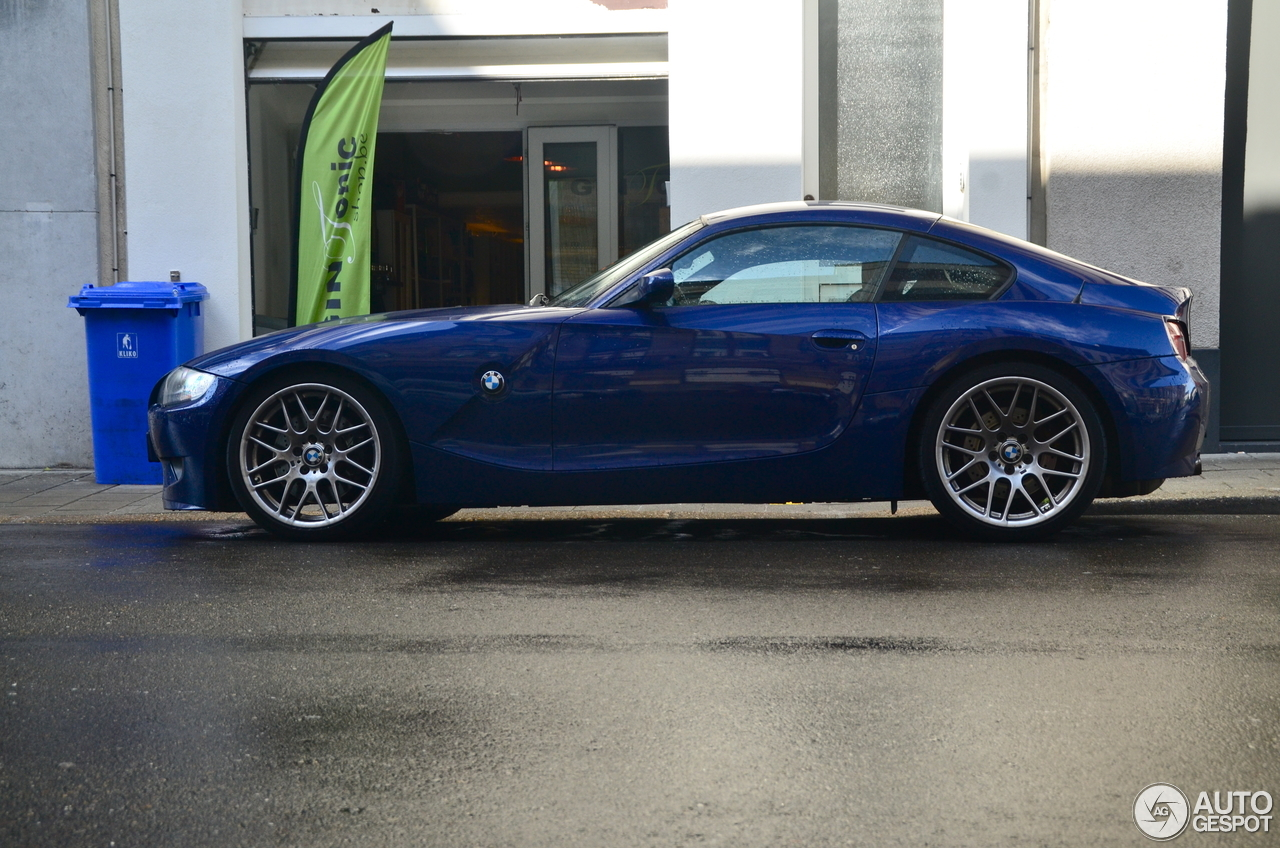 Bmw Z4 M Coup 233 12 August 2014 Autogespot