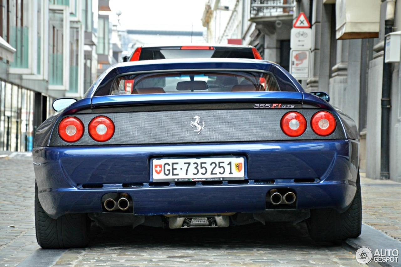 Ferrari F355 GTS - 12 August 2014 - Autogespot