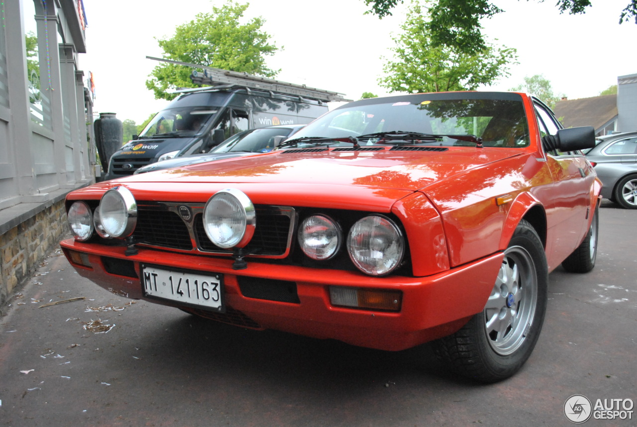 Lancia Beta Montecarlo - 12 August 2014