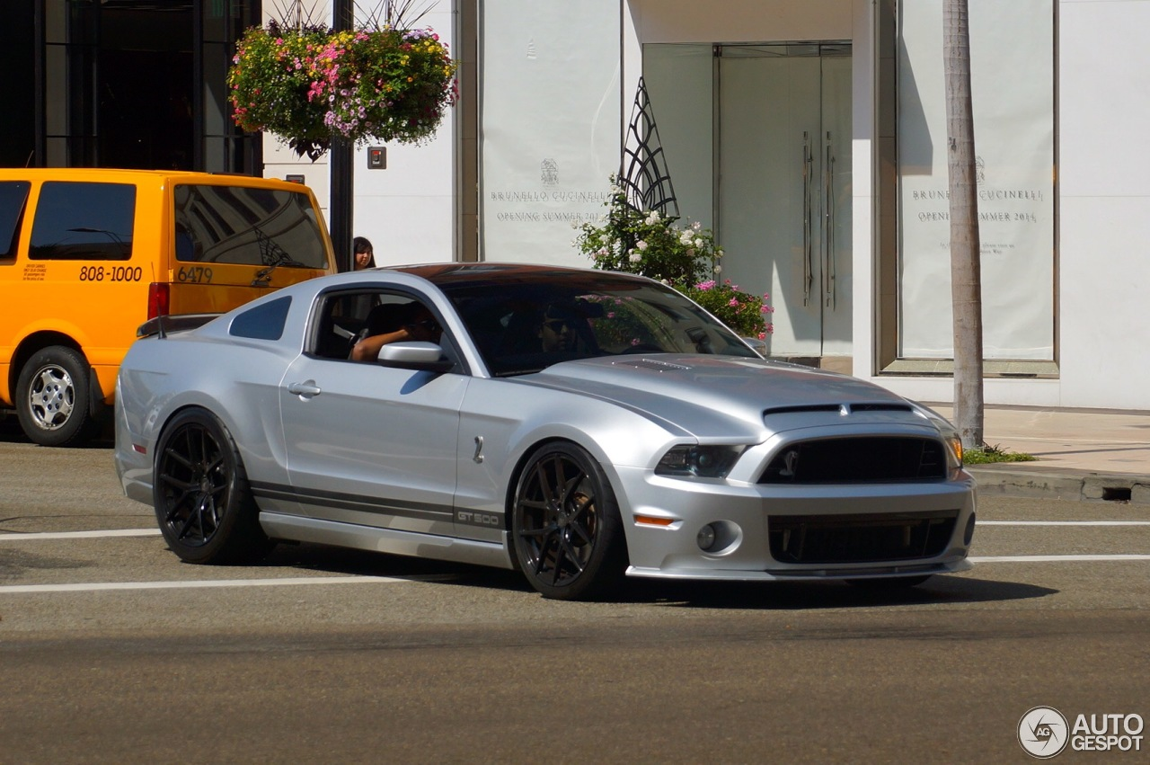Ford Mustang Shelby GT500 2013 - 13 August 2014 - Autogespot