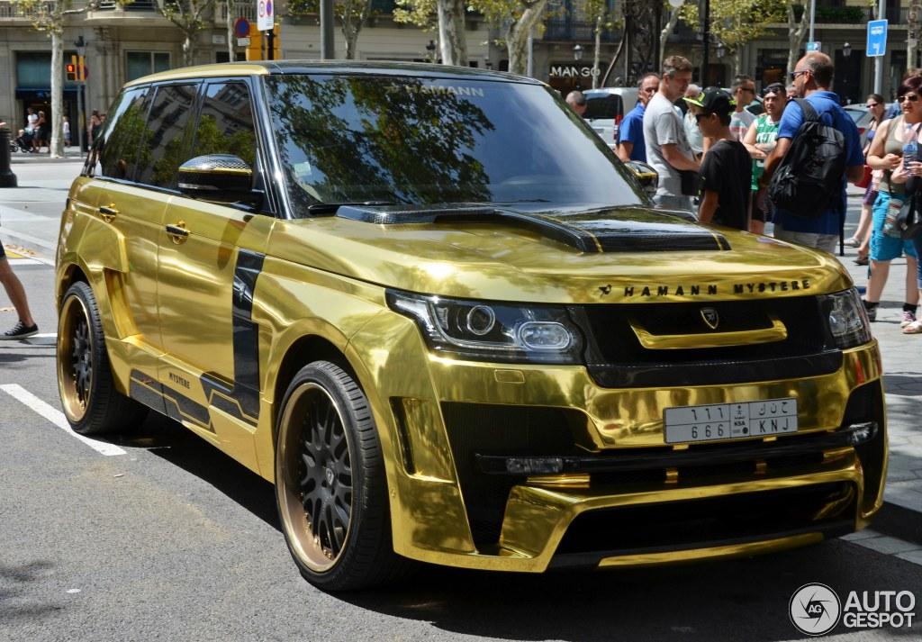 Land Rover Hamann Range Rover Mystère - 13 August 2014 - Autogespot