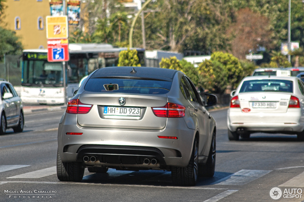 Bmw X6 M E71 2013 14 August 2014 Autogespot