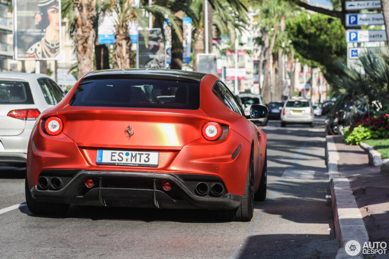 Ferrari Ff Novitec Rosso 14 August 2014 Autogespot