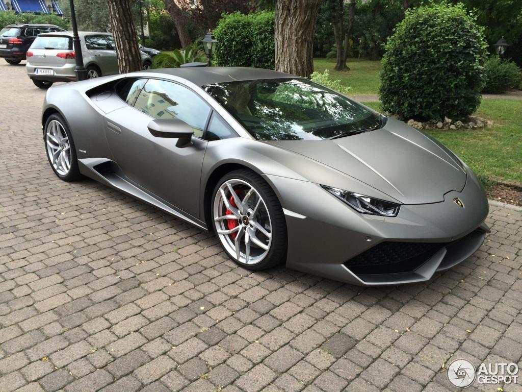 Lamborghini Hurac 225 N Lp610 4 14 August 2014 Autogespot