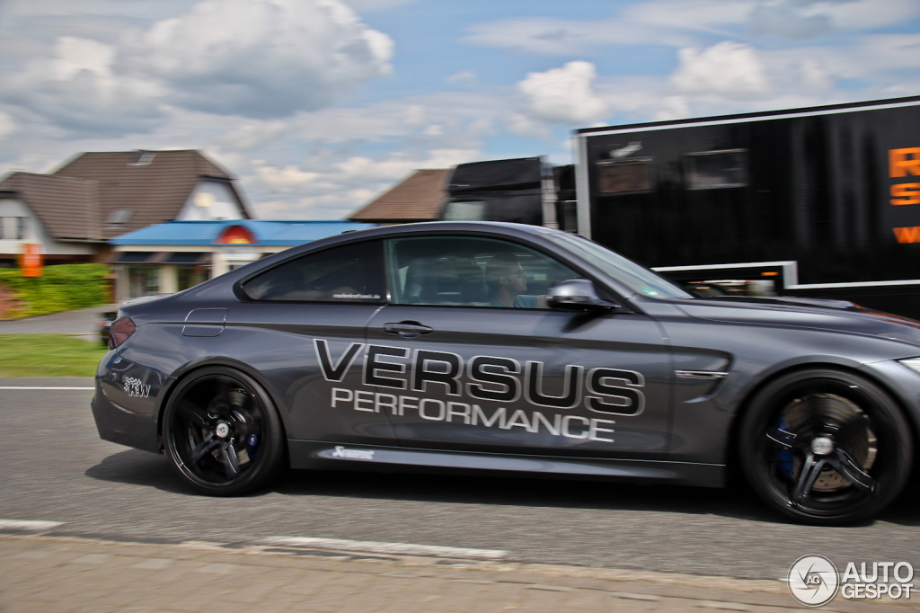 bmw versus performance m4 f82 coup233 15 august 2014