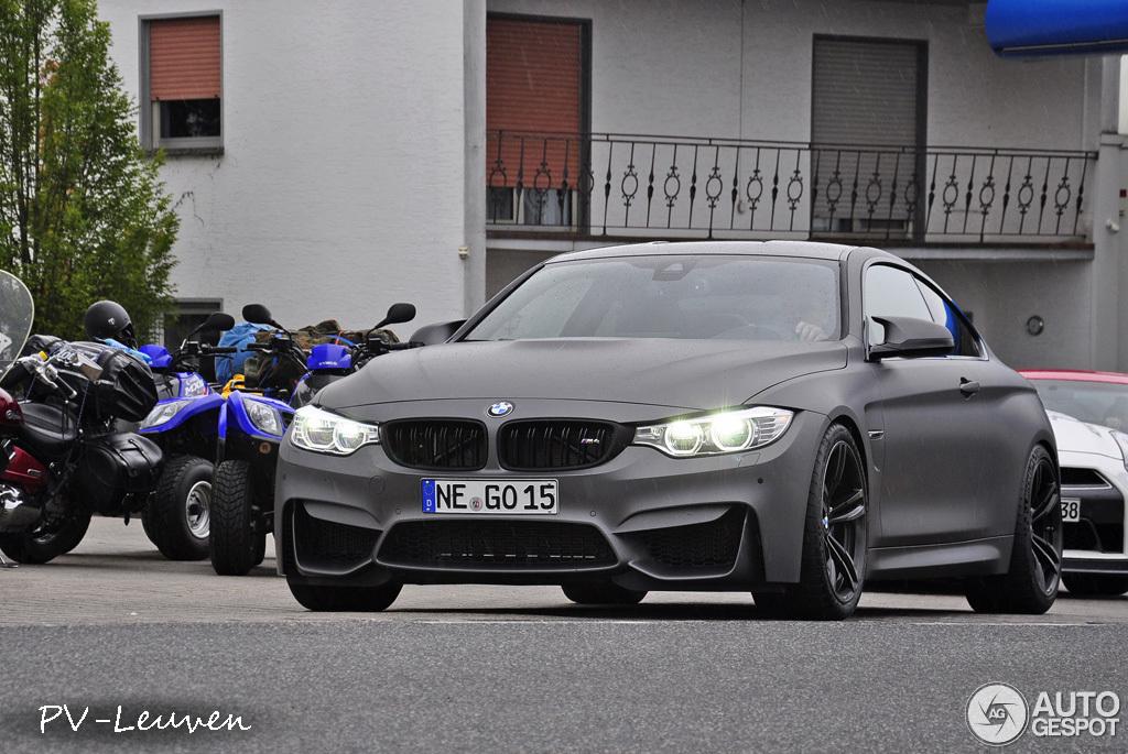 BMW M F Coupé August Autogespot - Black bmw m4