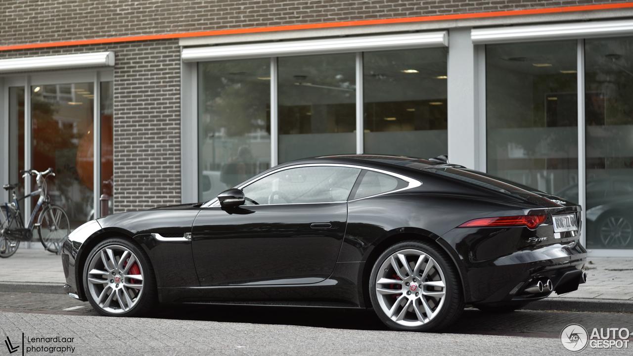 Jaguar F Type R Coup 233 15 August 2014 Autogespot
