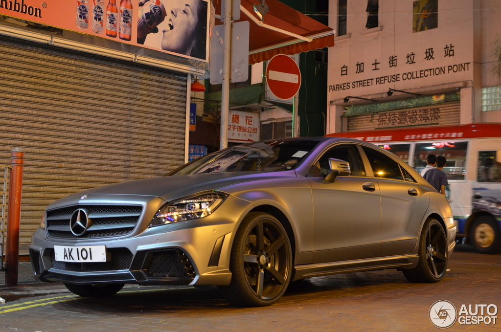 Mercedes Benz Wald Cls 63 Amg C218 Black Bison Edition 15 August 2014 Autogespot