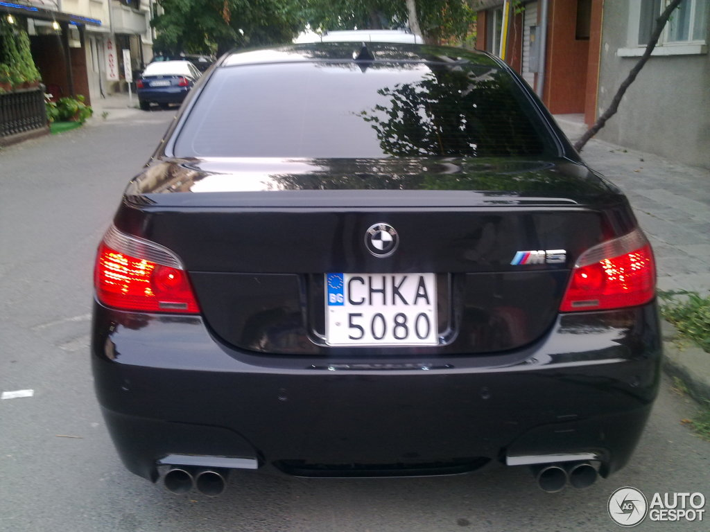 BMW M5 E60 2005 - 16 August 2014 - Autogespot
