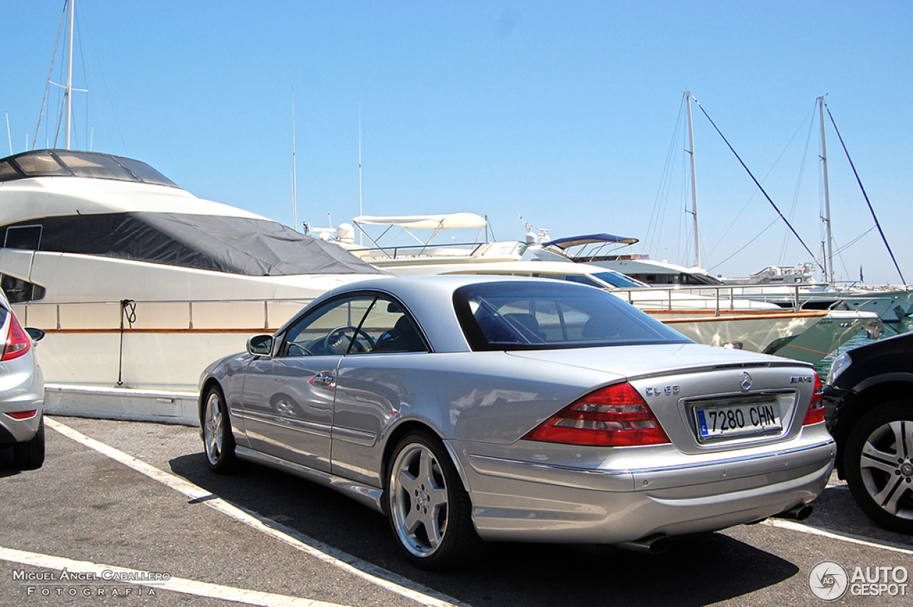 Mercedes benz cl 63 amg c215 16 august 2014 autogespot for Mercedes benz cl 63 amg price