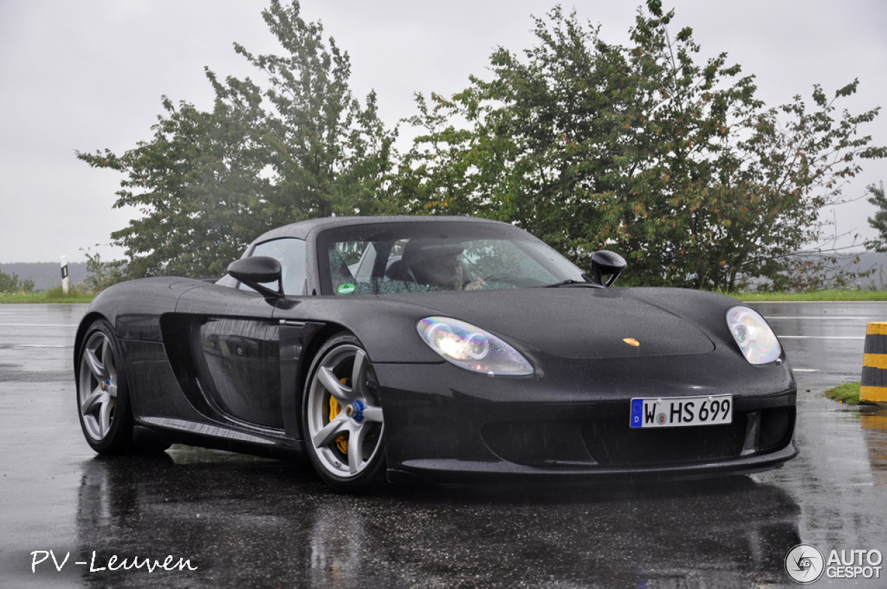 porsche carrera gt 16 august 2014 autogespot. Black Bedroom Furniture Sets. Home Design Ideas