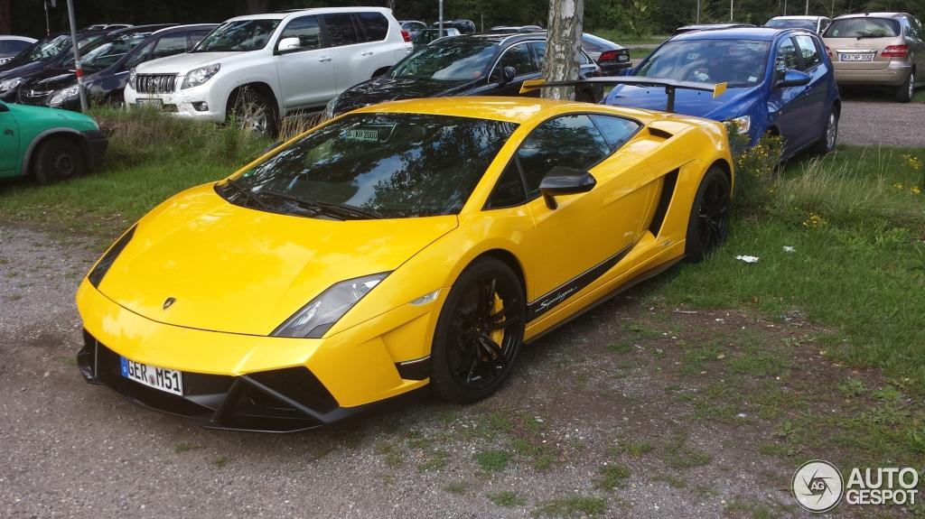 Lamborghini Gallardo Lp570 4 Squadra Corse 17 August 2014 Autogespot