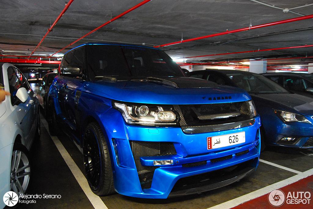 Range Rover Matte >> Land Rover Hamann Range Rover Mystère - 17 August 2014 - Autogespot