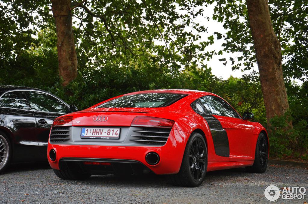 Audi R8 V10 Plus 2013  18 August 2014  Autogespot