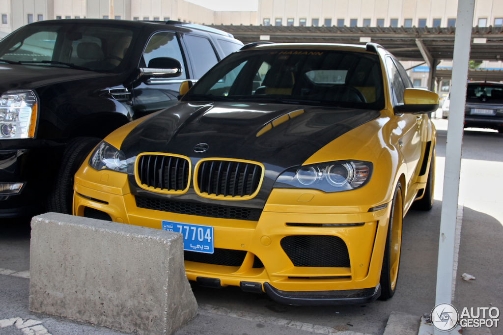 Bmw Hamann Tycoon Evo M 18 August 2014 Autogespot