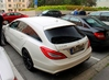 Mercedes-Benz CLS 63 AMG X218 Shooting Brake