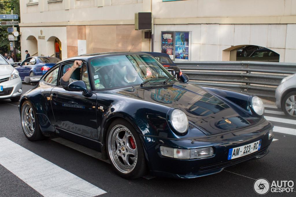 porsche 964 turbo s 3 6 18 augustus 2014 autogespot. Black Bedroom Furniture Sets. Home Design Ideas