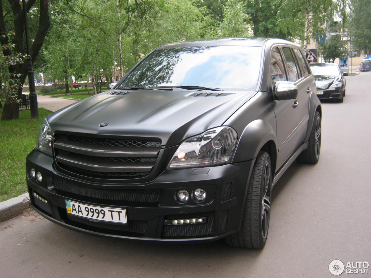 Mercedes benz brabus gl 63 biturbo 19 august 2014 for 08 mercedes benz
