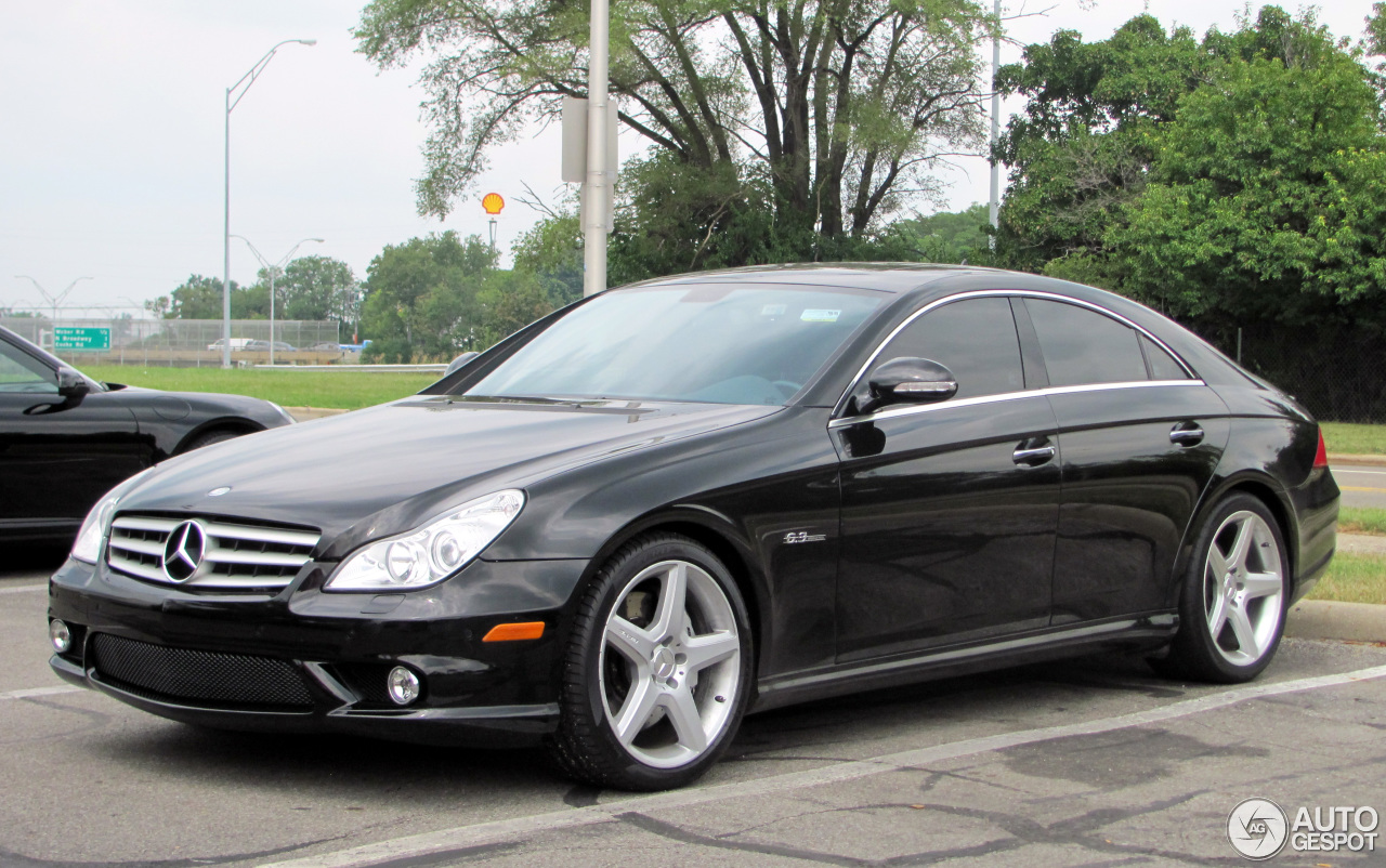 mercedes benz cls 63 amg c219 19 august 2014 autogespot. Black Bedroom Furniture Sets. Home Design Ideas