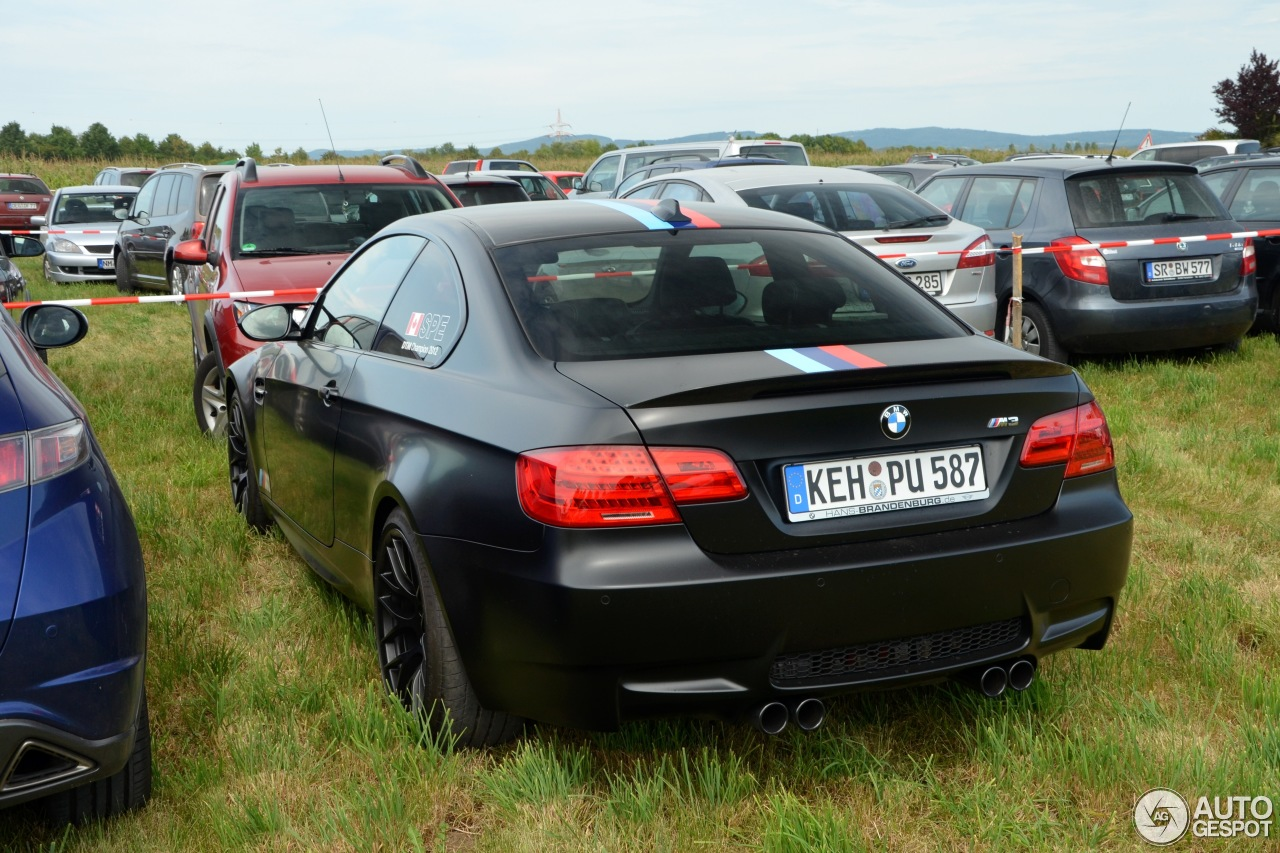 BMW M3 E92 Coupé DTM Champion Edition - 20 August 2014 - Autogespot