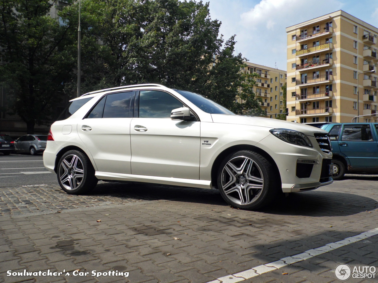 mercedes benz ml 63 amg w166 20 august 2014 autogespot. Black Bedroom Furniture Sets. Home Design Ideas