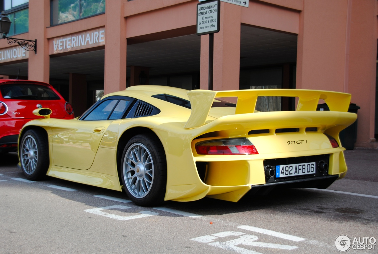 porsche 996 gt1 20 august 2014 autogespot. Black Bedroom Furniture Sets. Home Design Ideas