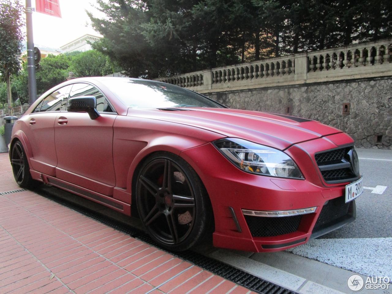 Mercedes benz cls 63 amg c218 stealth gsc 21 augustus for Mercedes benz cls 63 amg coupe