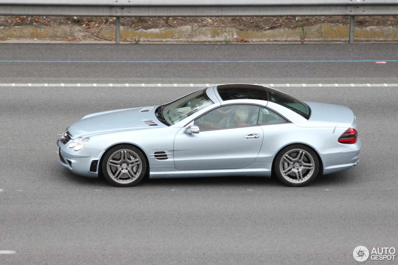 Mercedes benz sl 65 amg r230 21 august 2014 autogespot for Mercedes benz sl r230