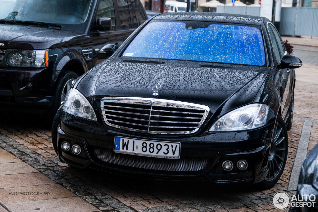 Mercedes benz wald s 63 amg w221 21 august 2014 autogespot for Mercedes benz w221 price