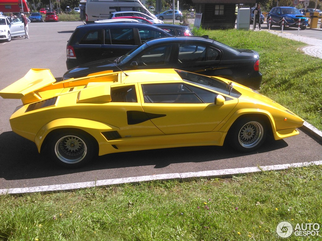 Lamborghini Countach Lp5000 S 22 August 2014 Autogespot
