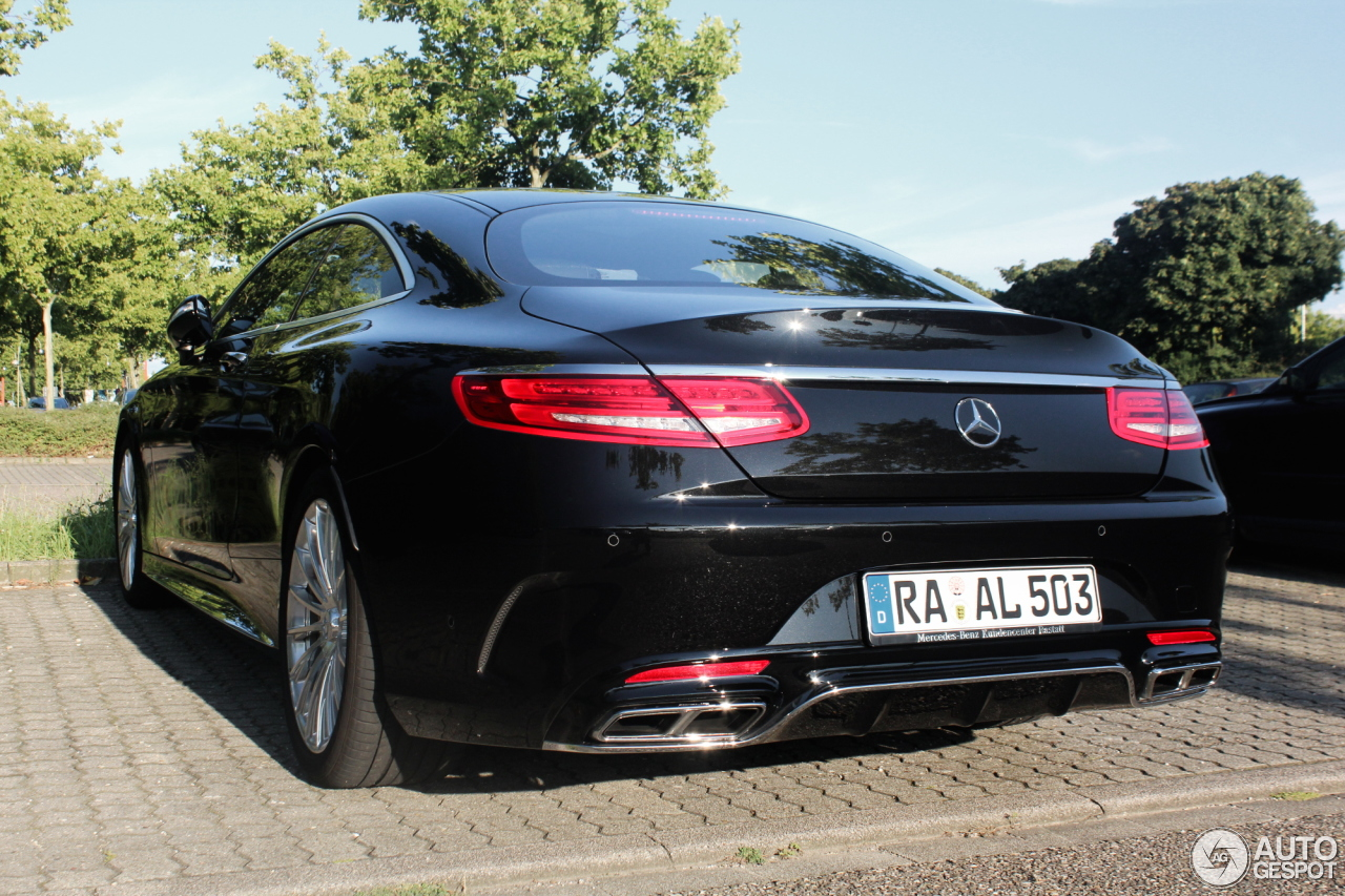 Mercedes benz s 65 amg coup c217 22 august 2014 for 2014 mercedes benz s65 amg coupe