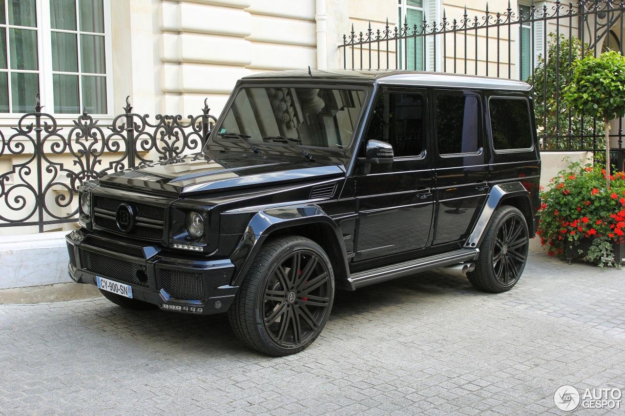 63 Power Wagon >> Mercedes-Benz Brabus G 800 - 23 August 2014 - Autogespot