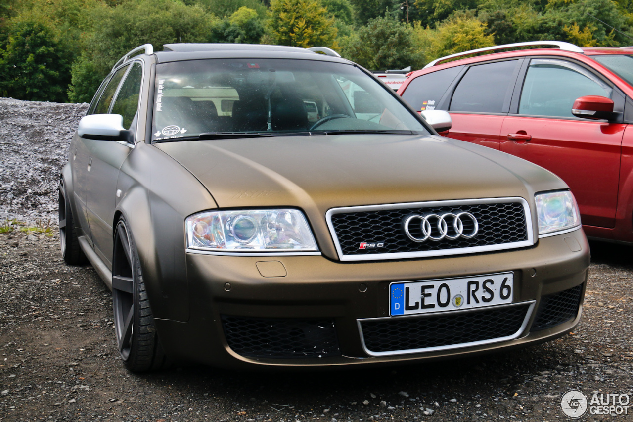 Audi Mtm Rs6 Avant C5 24 August 2014 Autogespot