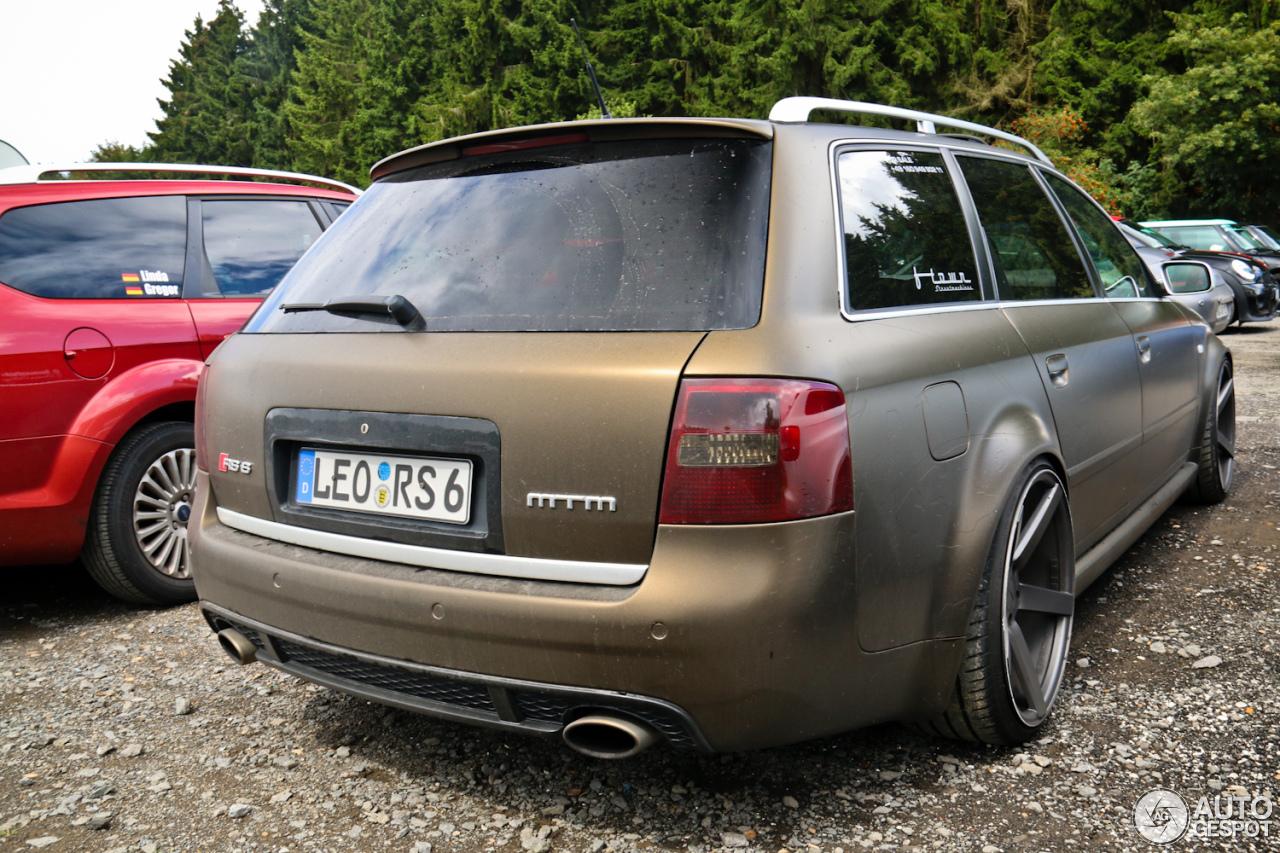 Audi Mtm Rs6 Avant C5 24 August 2014 Autogespot