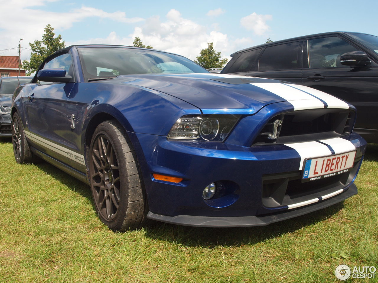 ford mustang shelby gt500 convertible 2014 24 agosto 2014 autogespot. Black Bedroom Furniture Sets. Home Design Ideas