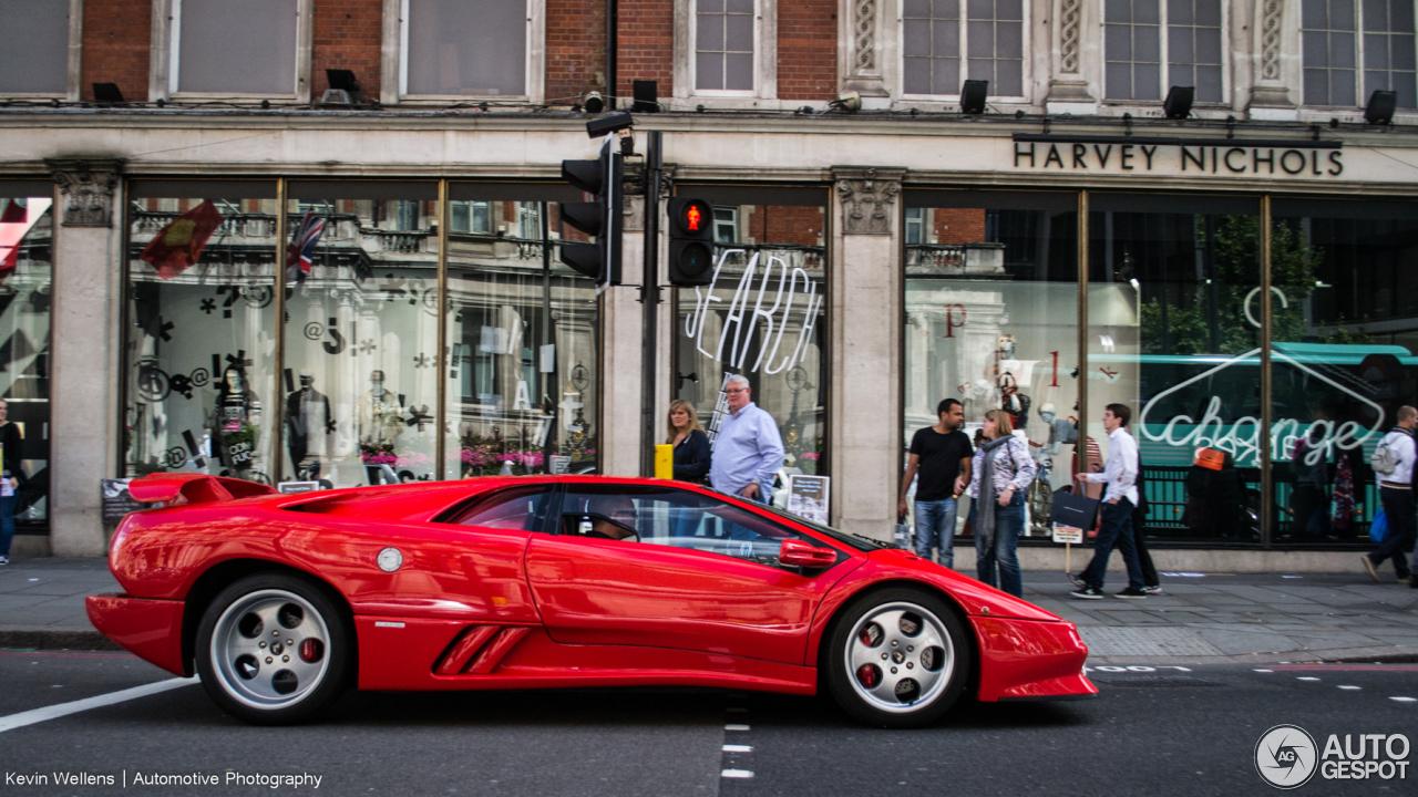 Lamborghini Diablo Se30 24 August 2014 Autogespot