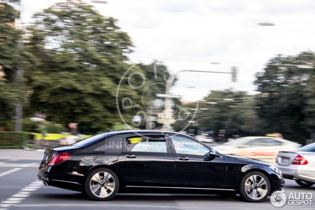 Mercedes Maybach S600 24 August 2014 Autogespot
