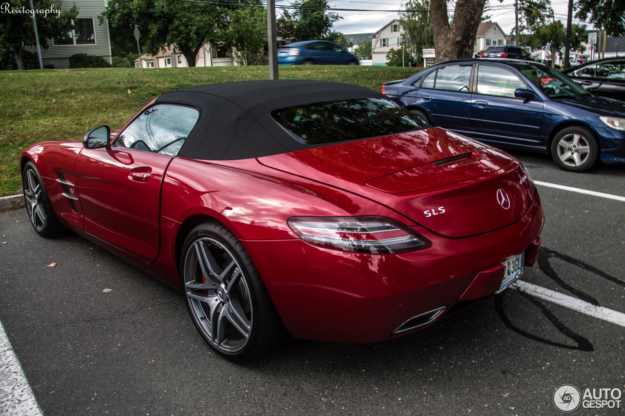 Sls Amg Roadster For Sale Sls Amg Roadster 2