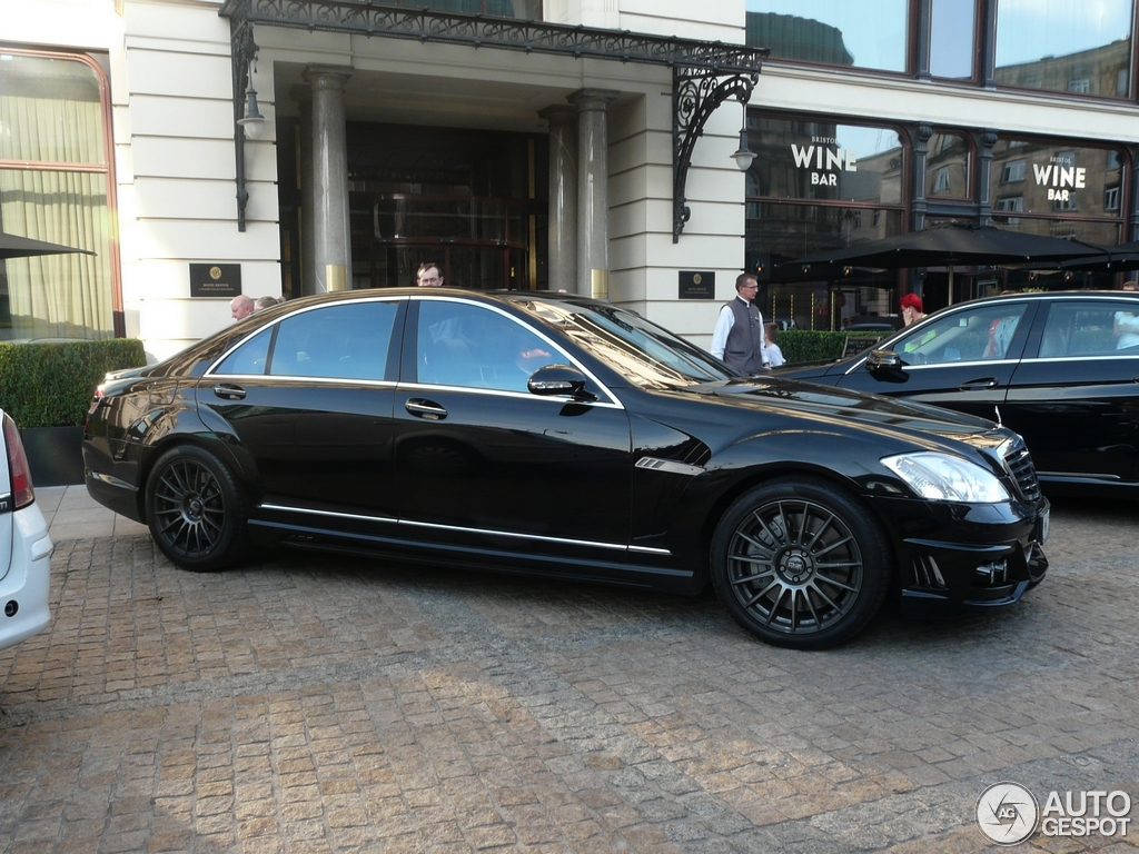 Mercedes benz wald s 63 amg w221 24 august 2014 autogespot for Mercedes benz w221 price
