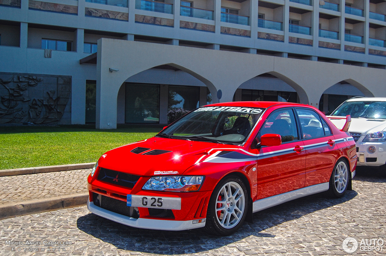 Mitsubishi Lancer Evolution Vii Ralliart 24 August 2014 Autogespot