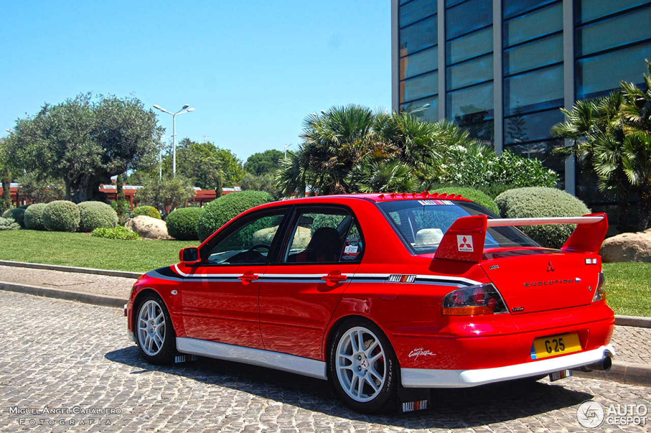 Mitsubishi Lancer Evolution Vii Ralliart 24 August 2014